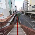 B-6 東急ハンズ横階段