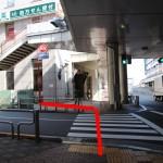 B-13 町田ターミナル前交差点