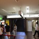 C-4 小田急線 東口へ