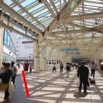 E-3 小田急町田駅2階通路