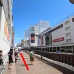 E-4 小田急町田駅2階通路